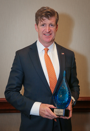 Patrick Kennedy, National Spirit of Meridian Award
